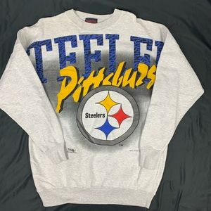 Vintage 1994 Pittsburgh Steelers Crewneck